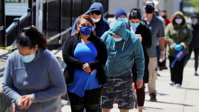 Coronavirus : Plus de 2,43 millions de personnes inscrites au chômage en une semaine aux Etats-Unis