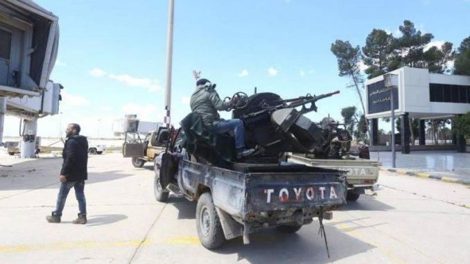 Libye: libération de la base aérienne d'Al-Watiya et destruction systèmes de missiles « Pantsir