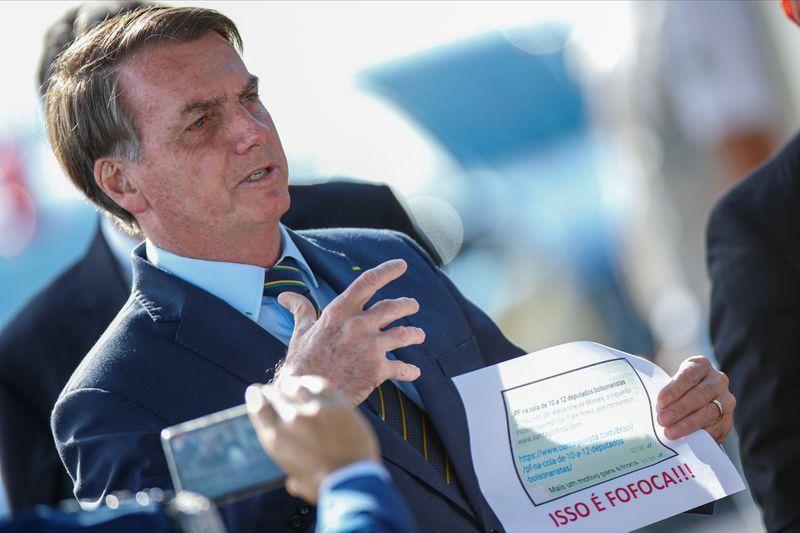 Brésil : Bolsonaro nomme un nouveau patron des forces de l'ordre