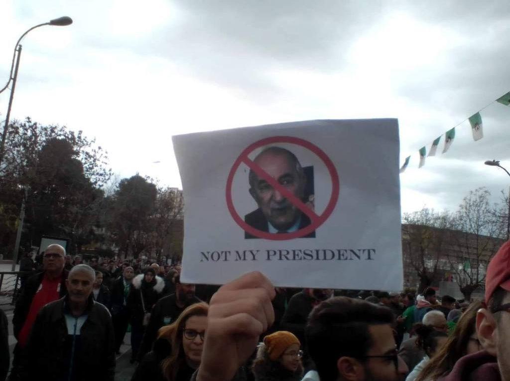 «Algérie: le Covid-19 à la rescousse des généraux», selon la spécialiste José Garçon