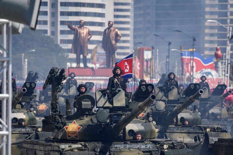Péninsule Coréenne : L'armée nord-coréenne «totalement prête» à agir contre la Coré du Sud