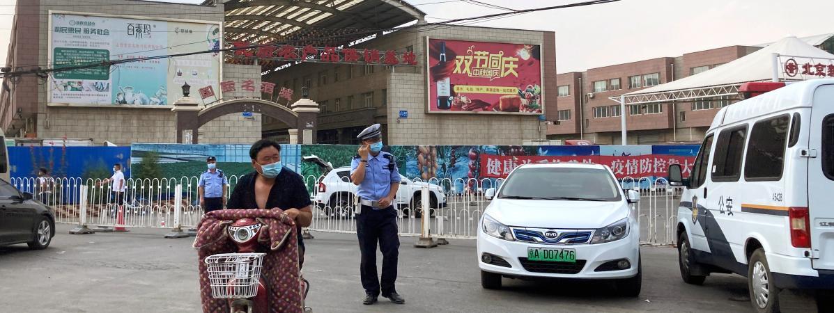 Crainte d'une nouvelle vague de la pandémie du covid-19 en Chine