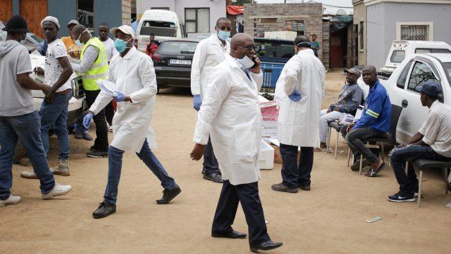 Coronavirus : La contamination en Afrique du Sud ne faiblit pas