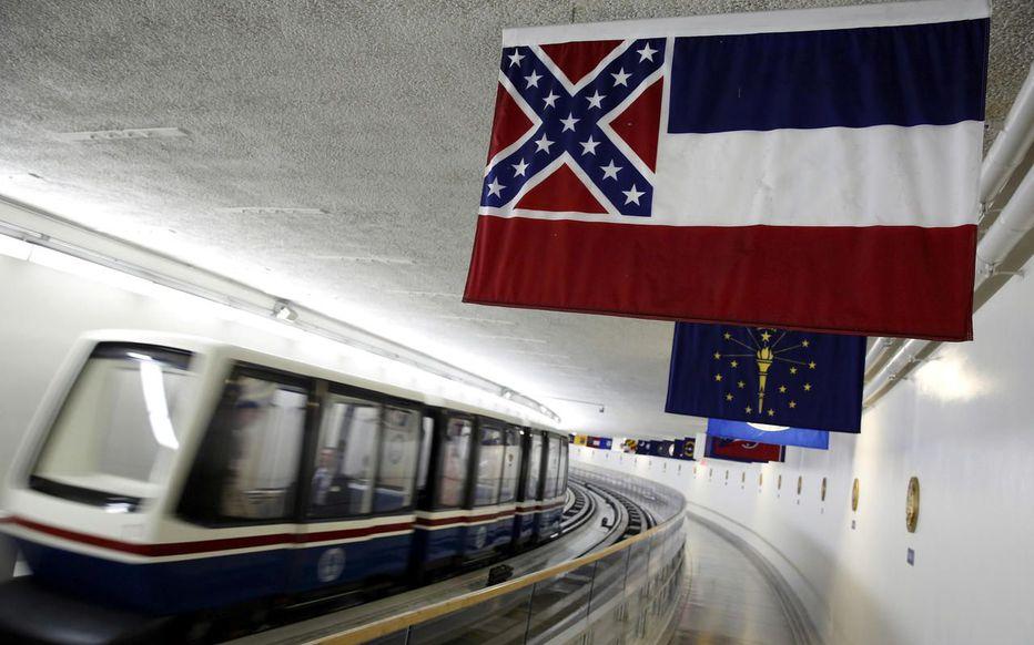 Etats-Unis : Un symbole de l'esclavage sera retiré du drapeau du Mississippi