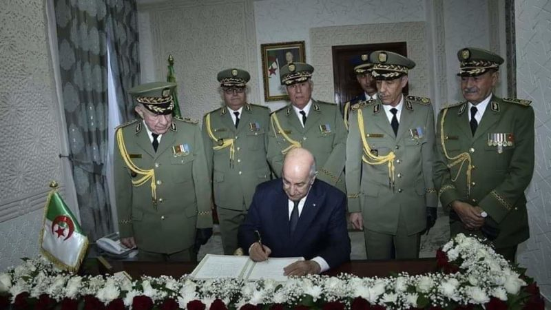 Le régime algérien est le seul au monde à vouloir la balkanisation du Sahara marocain