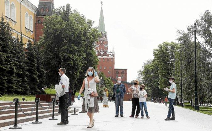 La Russie décide la réouverture partielle de ses frontières fédérales