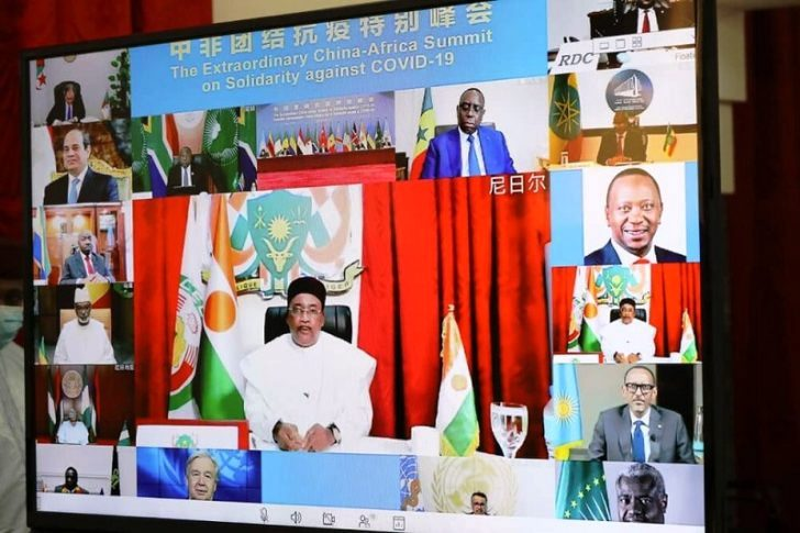 Le Sommet Chine-Afrique n'a pas été du goût d'Alger et de Pretoria pour avoir esquivé le Polisario