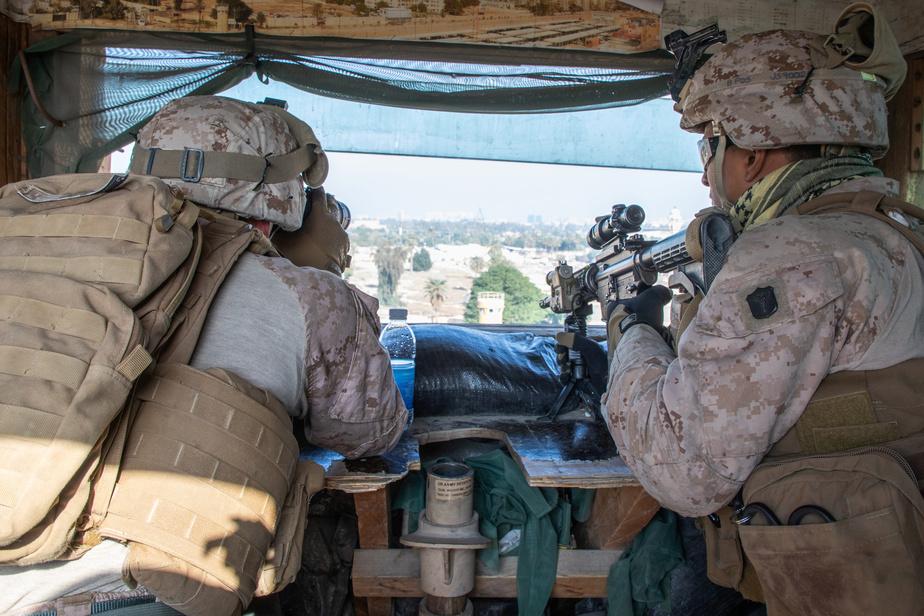 Enième attaque à la roquette contre des intérêts américains en Irak