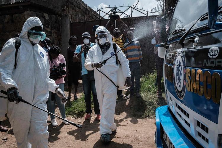La barre des 400.000 contaminations au coronavirus franchie en Afrique