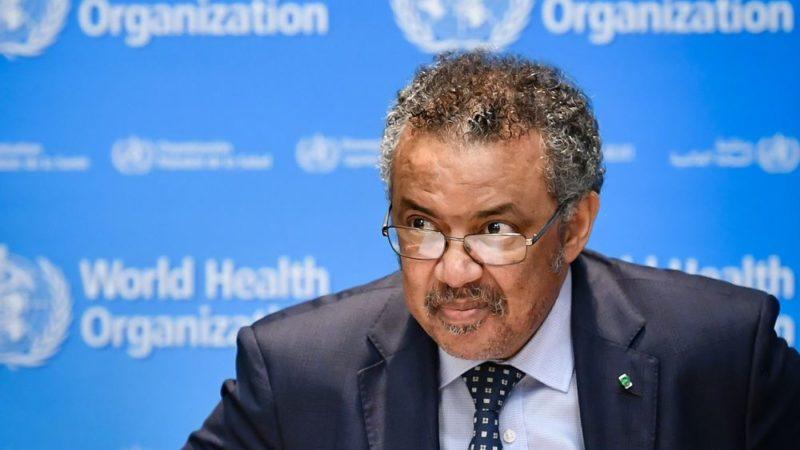 L'Allemagne soutient la candidature de l'éthiopien Tedros Ghebreyesus pour un 2ème mandat à la tête de l'OMS