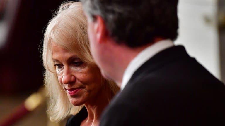 Etats-Unis : Kellyanne Conway, la conseillère du président Trump, annonce sa démission
