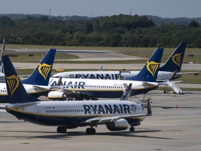 Transport aérien : Ryanair porte plainte contre le sauvetage de la compagnie portugaise TAP