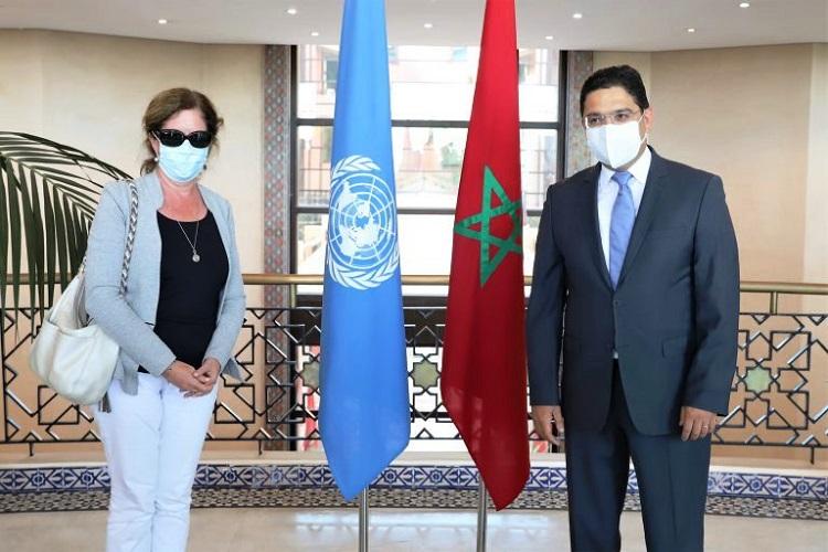 MANUL : Stéphanie Williams salue le rôle Maroc et du Roi Mohammed VI dans la crise libyenne