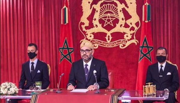 Le Roi Mohammed VI appelle les forces vives de la Nation à faire preuve de mobilisation et de vigilance pour juguler le Covid-19