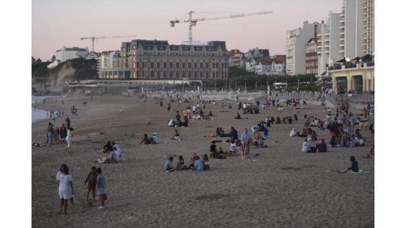 France : les nouvelles contaminations au Covid-19 au plus haut depuis deux mois