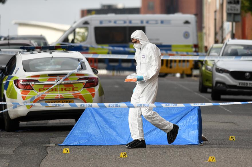 Royaume-Uni : Une attaque au couteau à Birmingham fait un mort et plusieurs blessés