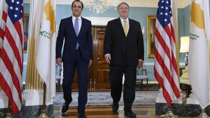 Chypre : les Etats-Unis suspendent leur embargo sur les armes