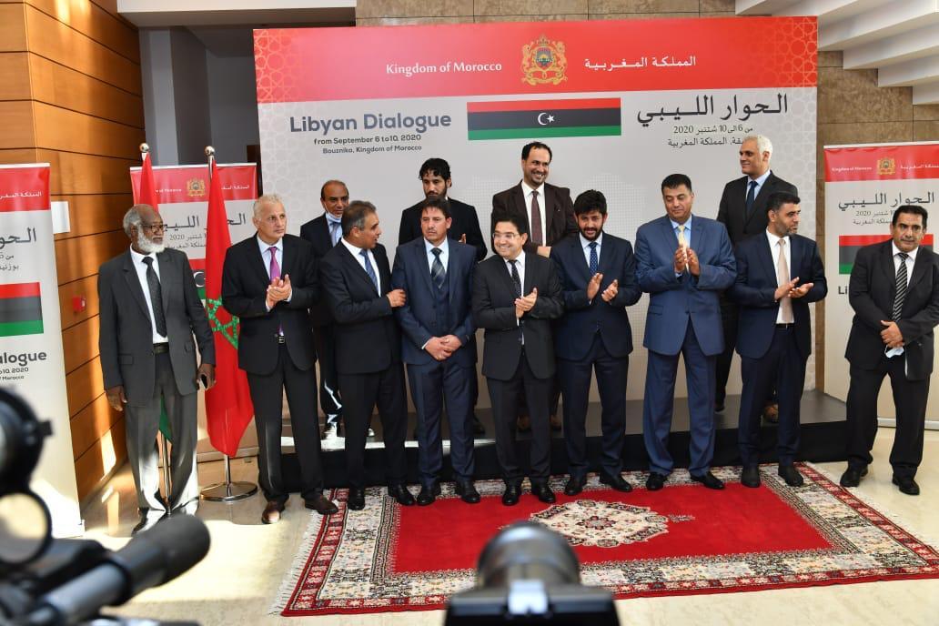 Le Royaume du Maroc contribue à une résolution pacifique dans la rencontre entre les parties libyennes dans la ville marocaine de Bouznika