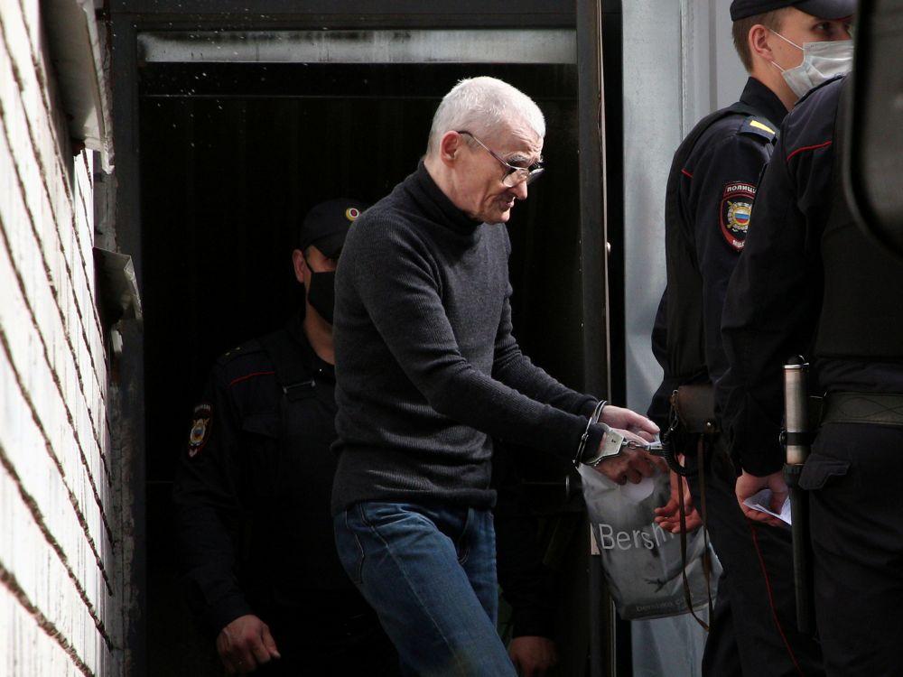 Russie : L'historien russe Iouri Dmitriev condamné en appel à 13 ans de prison pour abus sexuels