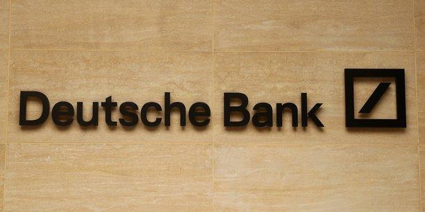 La Deutsche Bank annonce la fermeture du cinquième de ses agences en Allemagne