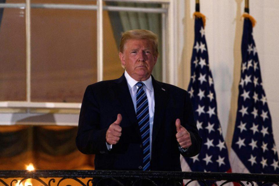 Etats-Unis : Trump fait son grand retour à la Maison Blanche
