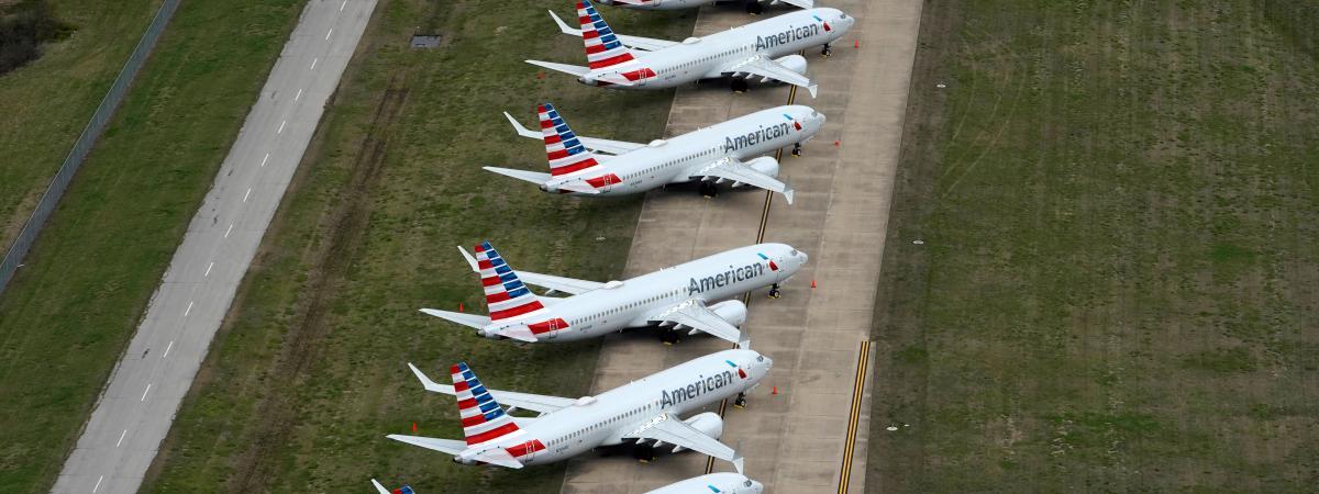 Vague inédite de licenciements dans le secteur aérien aux Etats-Unis