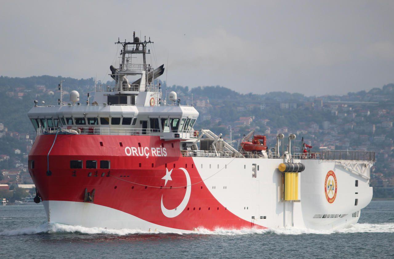 Méditerranée orientale : crise entre la Grèce et la Turquie