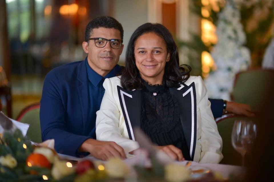 Angola : La milliardaire Isabel Dos Santos désormais veuve