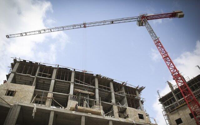 Israël approuve la construction de plus de 2 000 nouveaux logements dans des colonies en Cisjordanie