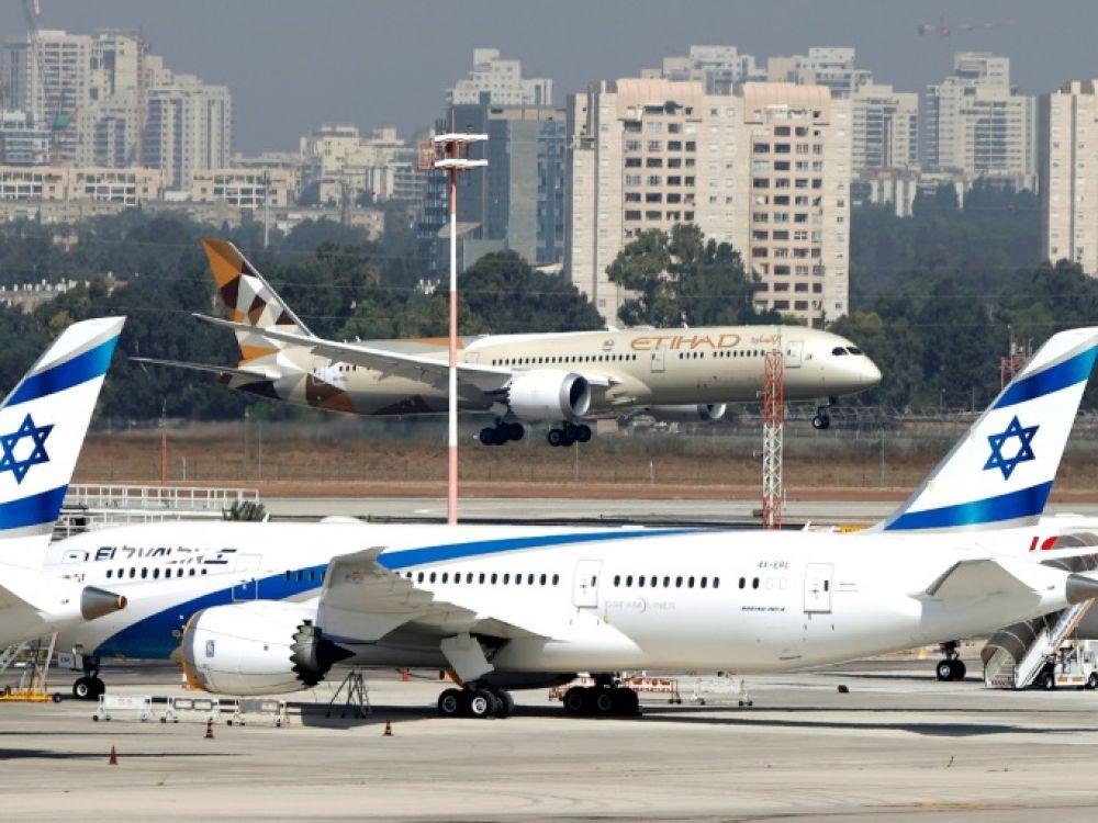 Exemption de visas entre Israël et les Emirats arabes unis