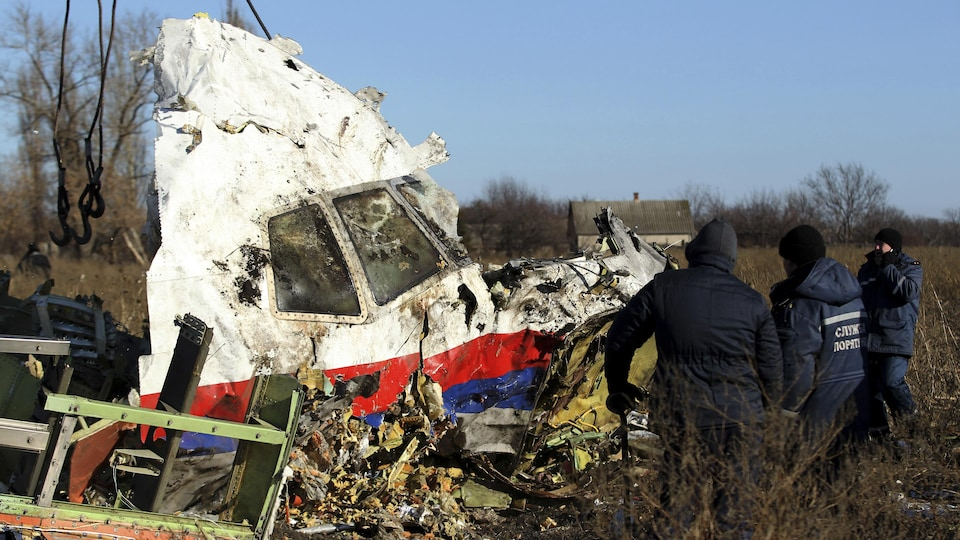 La Russie se retire des consultations sur le crash du vol MH17 abattu au-dessus de l'Ukraine