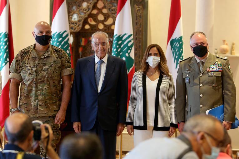 Israël et le Liban annoncent des négociations pour résoudre leurs litiges frontaliers
