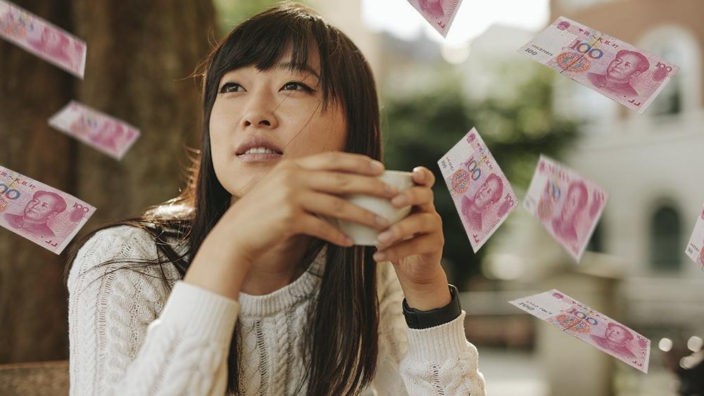 Chine : 10 millions de yuans dématérialisés offerts aux habitants de Shenzhen