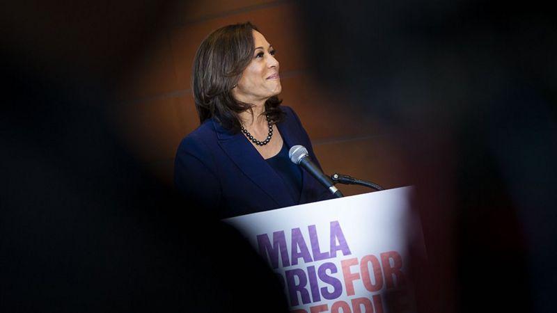 Gros plan sur le parcours hors pair de Kamala Harris, la nouvelle vice-présidente des Etats-Unis