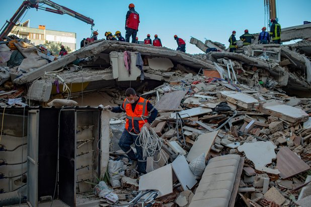 Séisme : 100 morts et 994 blessés en Turquie (AFAD)