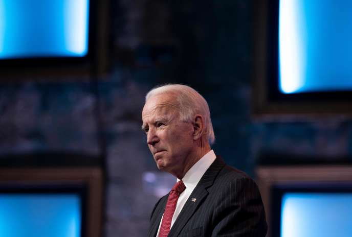 Etats-Unis : Biden déplore «l'irresponsabilité» de Trump