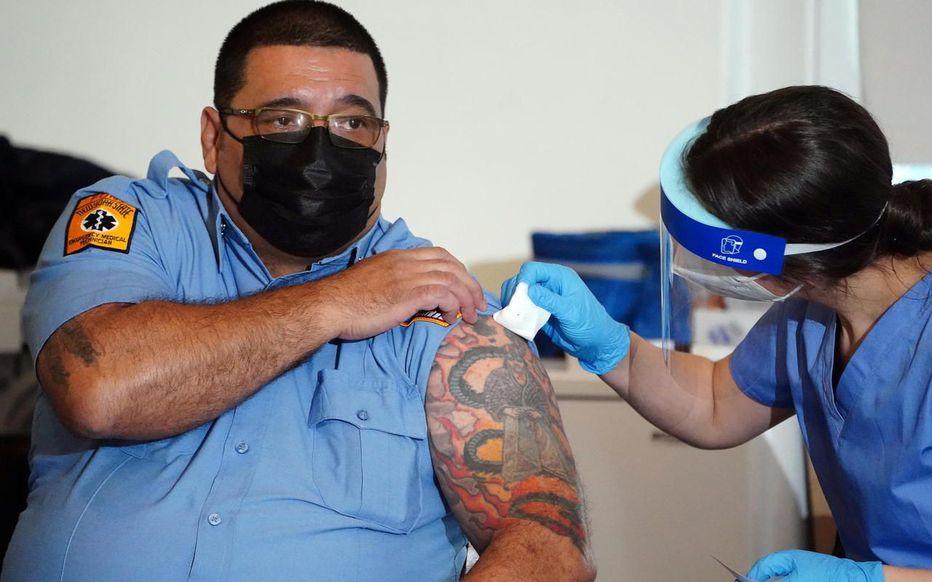 Etats-Unis : un million de citoyens déjà vaccinés contre le Covid-19