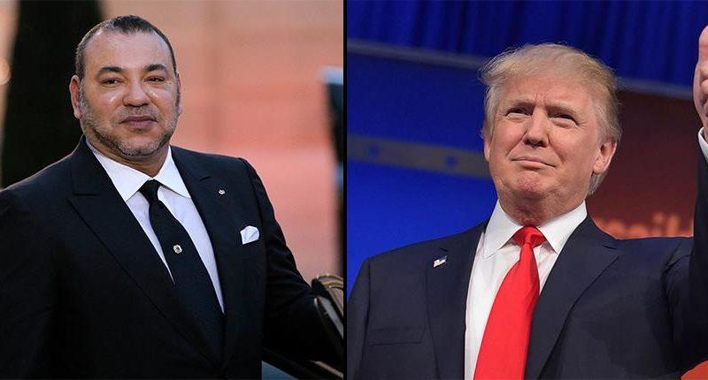 Trump annonce la décision des Etats-Unis de reconnaître la souveraineté du Maroc sur son Sahara