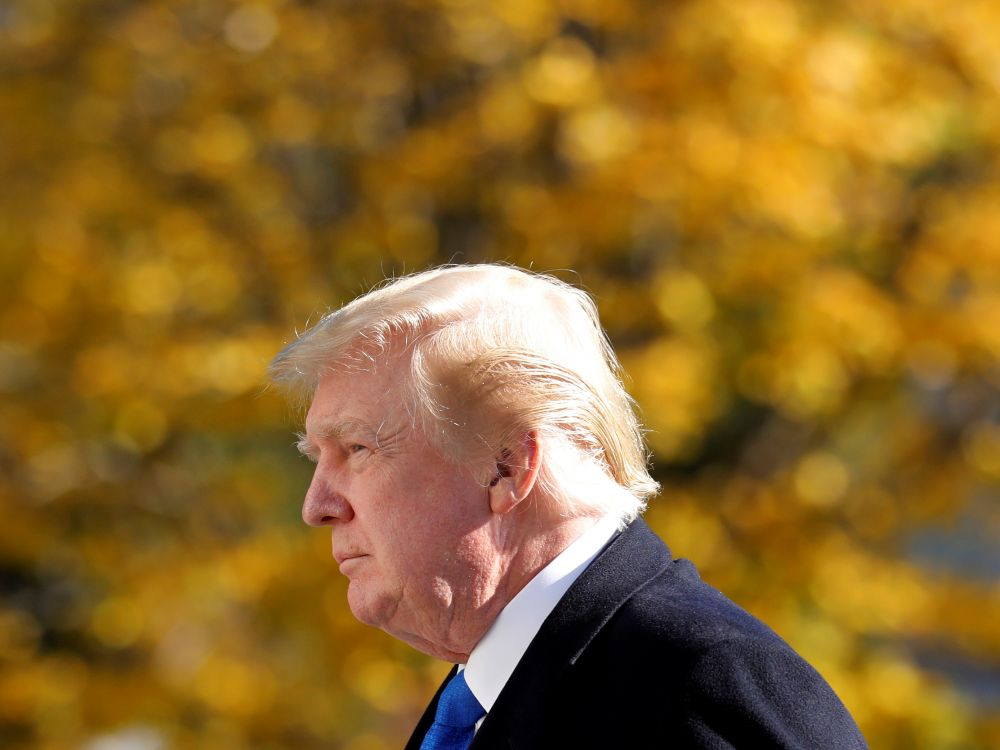 Donald Trump, premier président des Etats-Unis à faire l'objet de deux «impeachments»