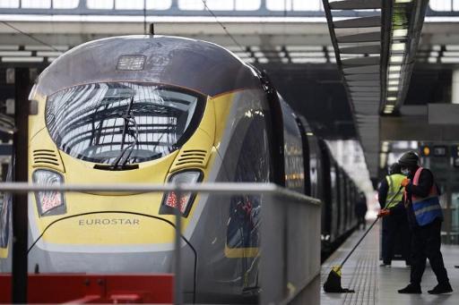 France: le soutien à la compagnie transmanche Eurostar