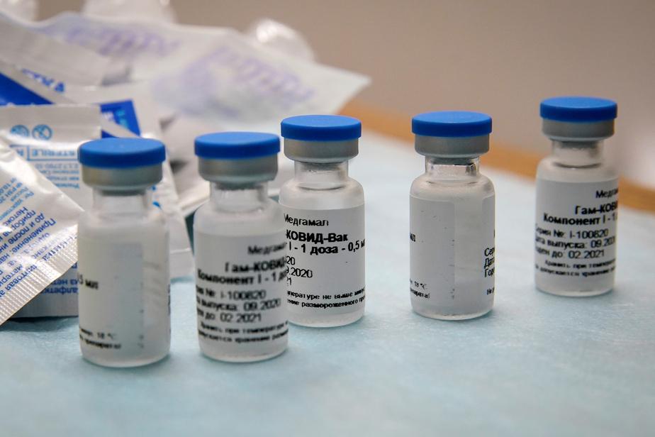 La Russie dépose à l'Union européenne la demande d'enregistrement de son vaccin Spoutnik V anti-Covid-19