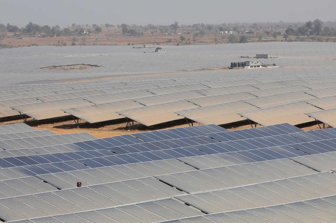 Total se renforce dans les énergies renouvelables en Inde