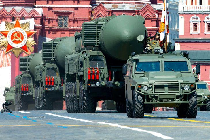 Armements nucléaires : Le Parlement russe ratifie la prolongation du traité New Start avec les Etats-Unis