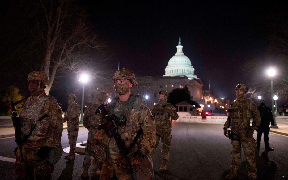 Etats-Unis : Le FBI craint des violences le jour de l'investiture de Joe Biden
