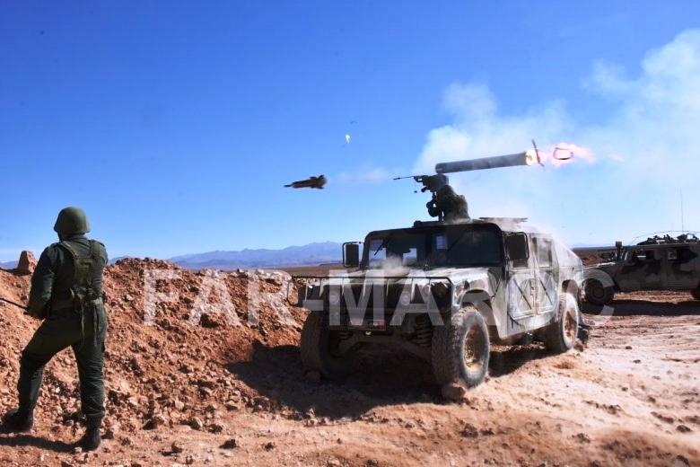 Forsatin: Les miliciens du Polisario subissent de lourdes pertes près du mur de défense