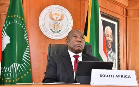 Vaccins anti-coronavirus : le président sud-africain s'en prend aux pays riches