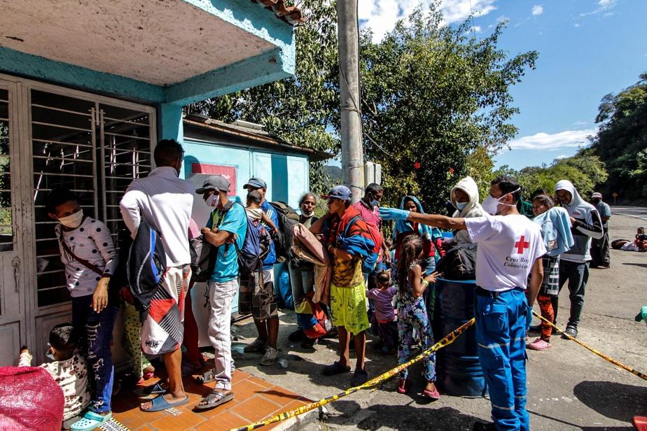 La Colombie va régulariser près d'un million de sans-papiers Vénézuéliens