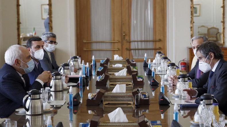 Nucléaire iranien : L'AIEA obtient de l'Iran un accord temporaire pour poursuivre les contrôles des sites nucléaires