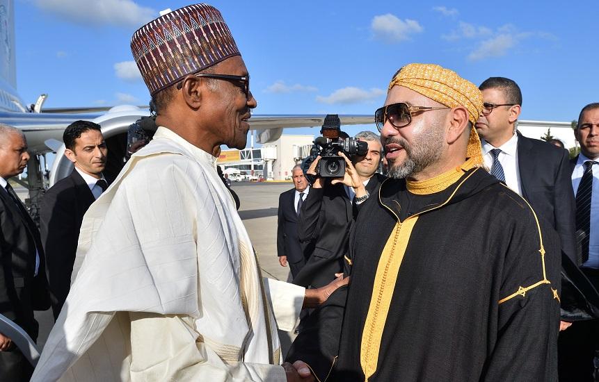 Le roi Mohammed VI et le président Buhari déterminés à accélérer le projet du gazoduc Nigeria-Maroc