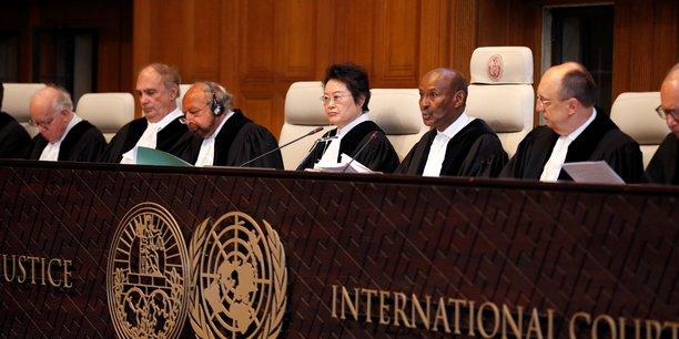 La CIJ se dit compétente pour juger les sanctions américaines contre l'Iran